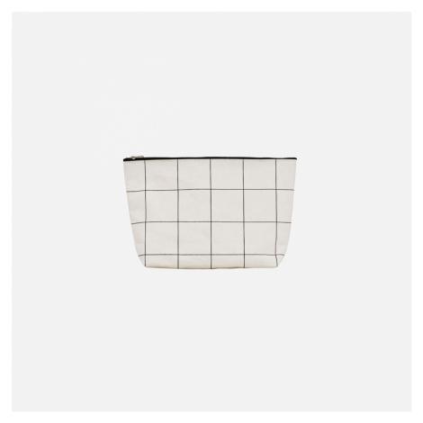 Sada 2 ks – Velká kosmetická taška Squares