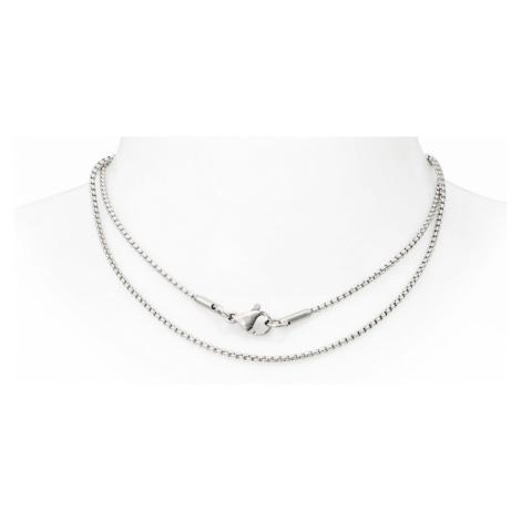 Sam's Artisans Pánský náhrdelník Simple chirurgická ocel INHM004