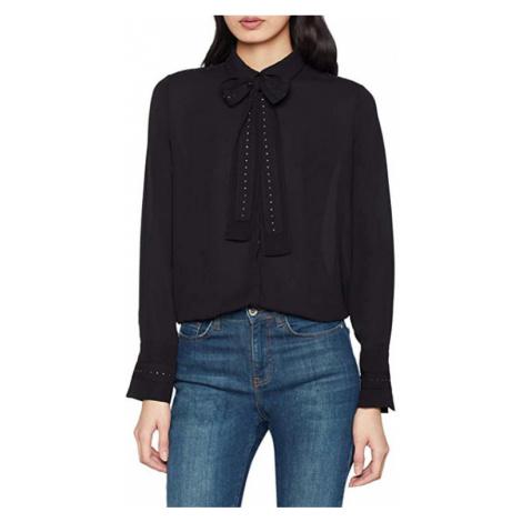 Pepe Jeans dámská černá košile Lucia
