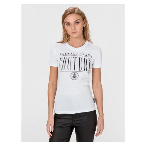 Triko Versace Jeans Couture Bílá