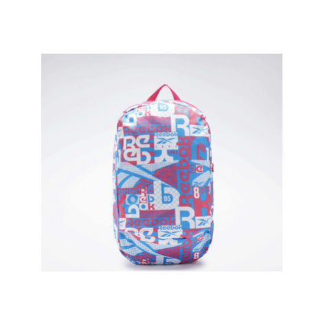 Reebok Sport Graphic Backpack Růžová