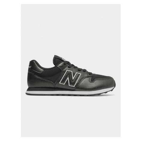 500 Tenisky New Balance Černá