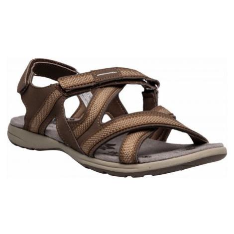 Crossroad MIAGE hnědá - Dámské sandály
