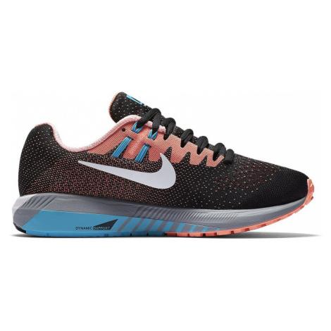Dámské běžecké boty Nike Air Zoom Structure 20 Černá / Růžová