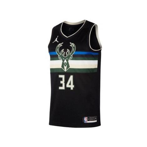 Nike Nba Milwaukee Bucks Giannis Černá