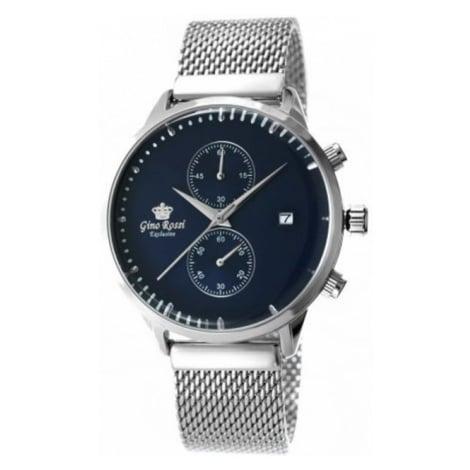 Pánské hodinky Gino Rossi EXCLUSIVE CHONOGRAF E12463B-6C1