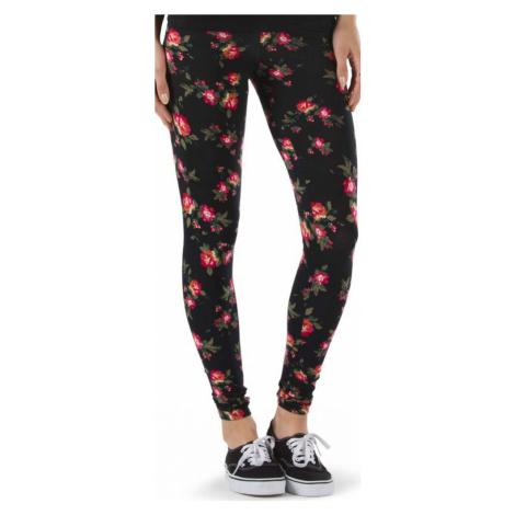 Legíny Vans Yoshimi Legging black roses