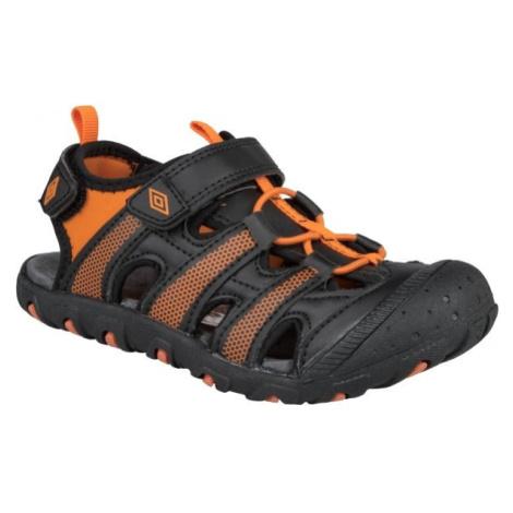 Umbro DEBORA černá - Dětské sportovní sandály