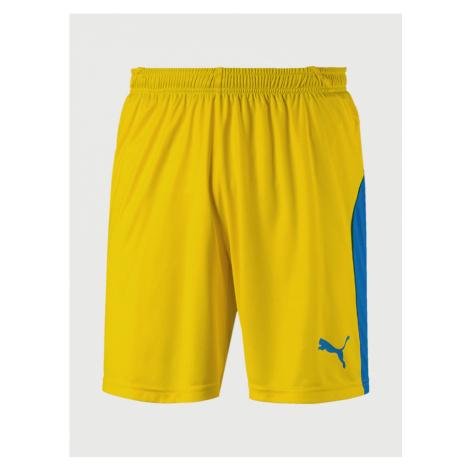 Kraťasy Puma Liga Shorts Modrá