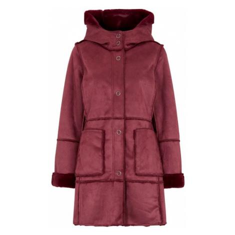 Kabát z imitace semiše Cellbes
