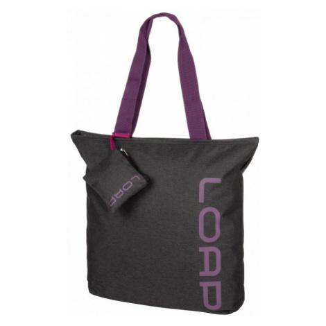 Taška přes rameno Loap FALNIE Barva: černá/fialová