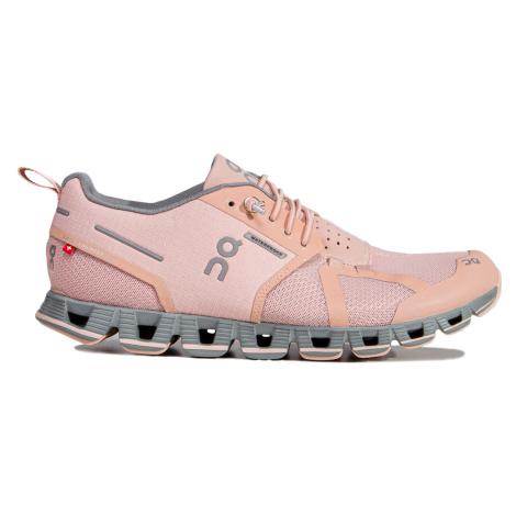 Boty On Running CLOUD WATERPROOF WOMAN růžová