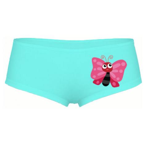 Kalhotky Short Motýlek