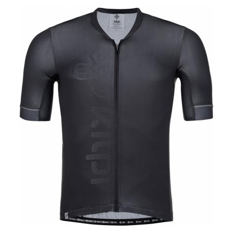 Pánský cyklistický dres KILPI BRIAN-M černá
