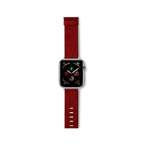 Epico Canvas Band For Apple Watch 42/44mm - červený