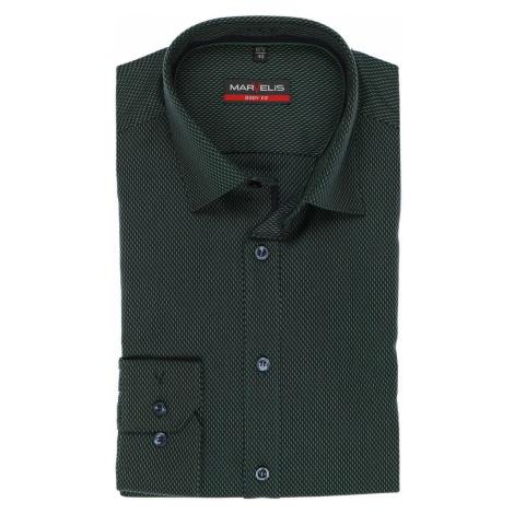 Marvelis pánská košile Body Fit 7506 64 45