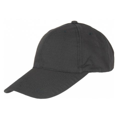 Čepice Baseball Cap RipStop černá Männlein