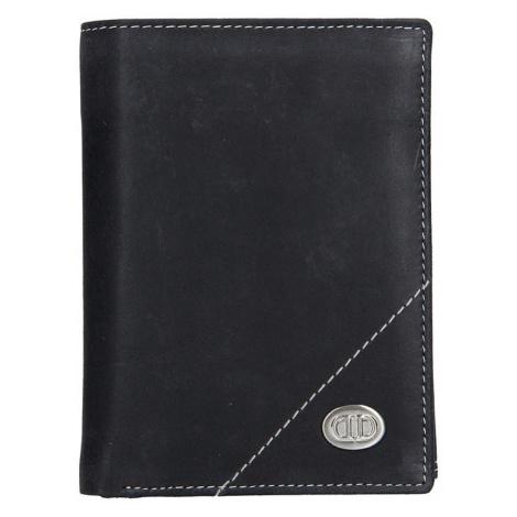 482f3e9f7 Ombre Clothing Men's leather wallet A087 · Pánská kožená peněženka DD  Anekta Marek - černá