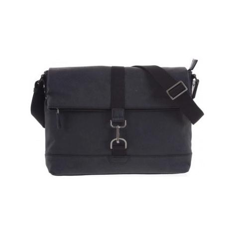Hexagona Pánská taška na notebook černá - Cladrien Černá