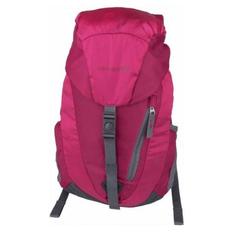 Crossroad JUNO 14 růžová - Univerzální dětský batoh