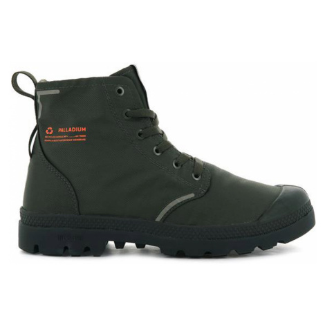 Palladium Boots Pampa Lite+Recycle Waterproof+ zelené 76656-309-M