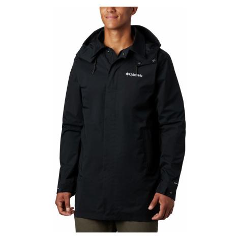 Bunda Columbia East Park™ Mackintosh Jacket M - černá