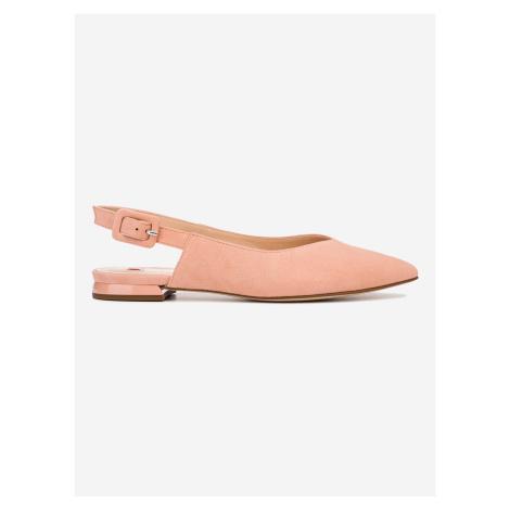 Boty na podpatku Högl Oranžová