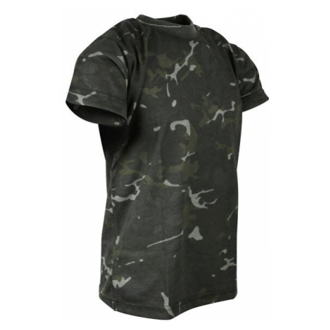 Dětské triko Kombat UK® - BTP Black