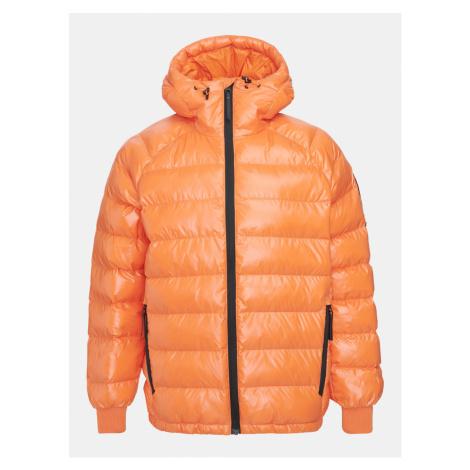 Bunda Peak Performance M Tomic Jacket - Oranžová