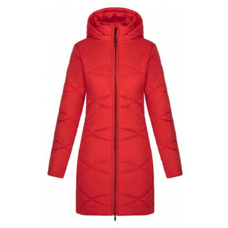 LOAP TALISA Dámský zimní kabát CLW20106G01G červená