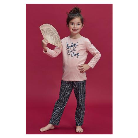 Dívčí pyžamo Enjoy things