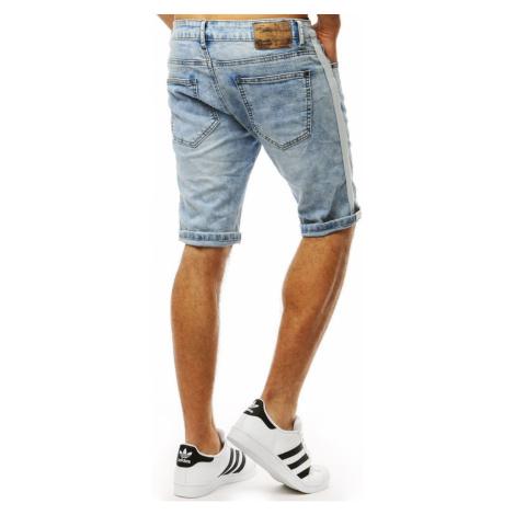 Men's denim blue shorts SX0924 DStreet