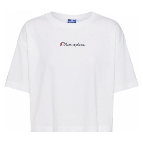 Champion Authentic Athletic Apparel Tričko bílá
