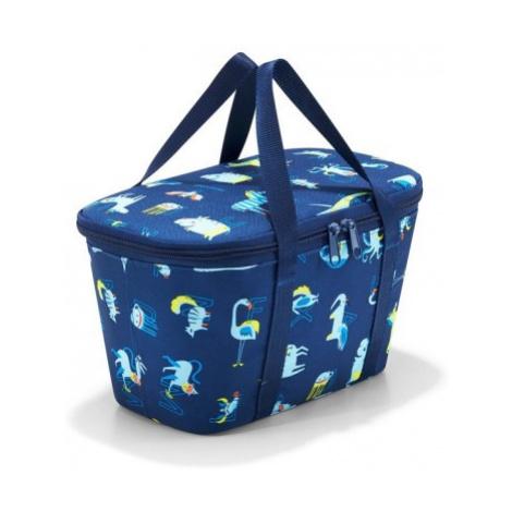 Chladící taška Reisenthel Coolerbag XS kids Abc friends blue