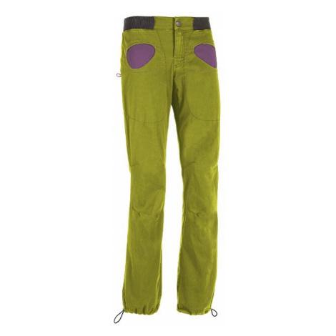 E9 kalhoty dámské Onda Story, zelená