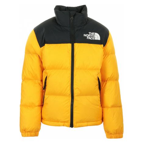 The North Face 1996 Retro Nuptse Jacket Kids Žlutá