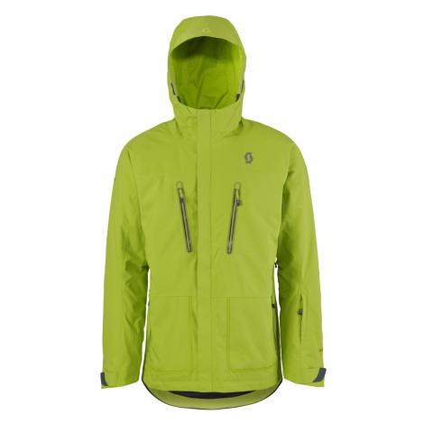 pánská bunda SCOTT Jacket Ultimate GTX leaf green