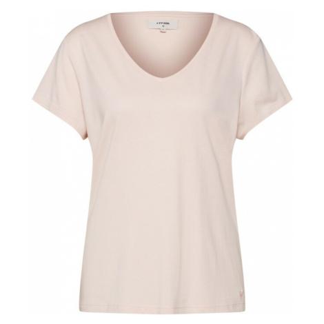Cream Tričko 'Naia' růže
