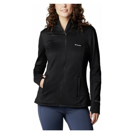 Mikina Columbia Windgates™ Tech Fleece FZ W - černá
