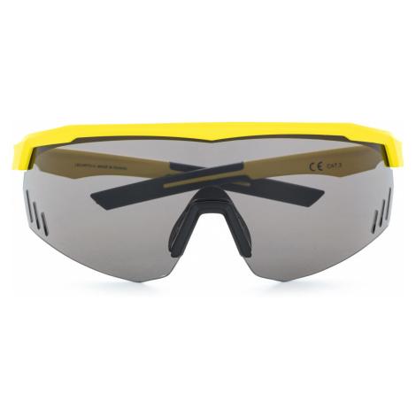 KILPI Cyklistické sluneční brýle LECANTO-U PU0059KIYEL Žlutá UNI