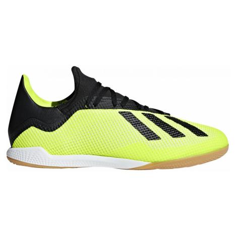 Sálovky Adidas X Tango 18.3 IN Žlutá / Černá