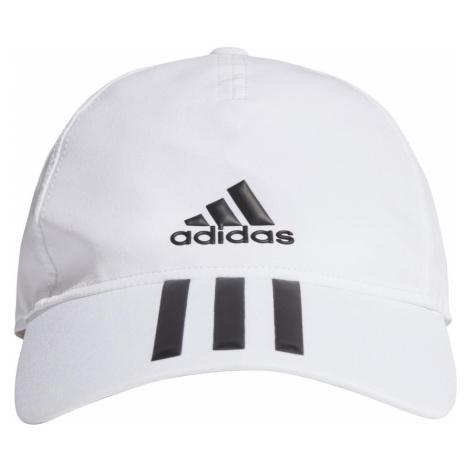 Dětská kšiltovka adidas AEROREADY 3-stripes Baseball Bílá / Černá