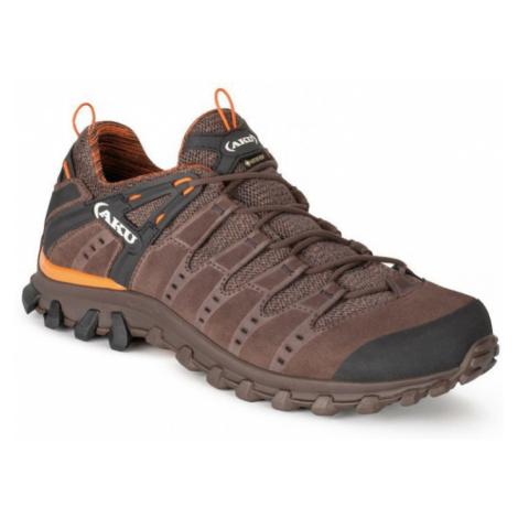 Pánská obuv AKU Alterra Lite GTX hnědo/oranžová