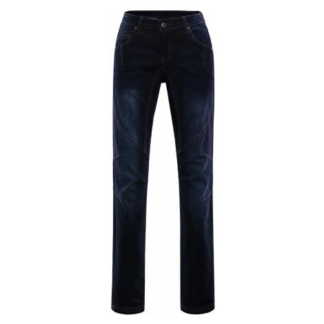 Dámské kalhoty Alpine Pro CHIZOBA - tmavě modrá