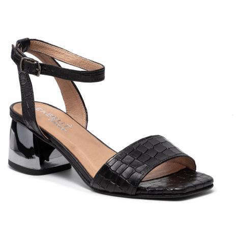 Sandály EKSBUT - 3C-6220-M93 Černá