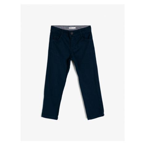 Koton Boys Pocket Detailed Trousers