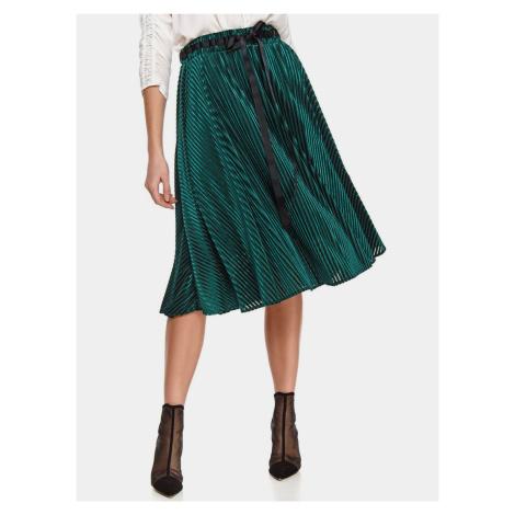 TOP SECRET tmavě zelená sukně