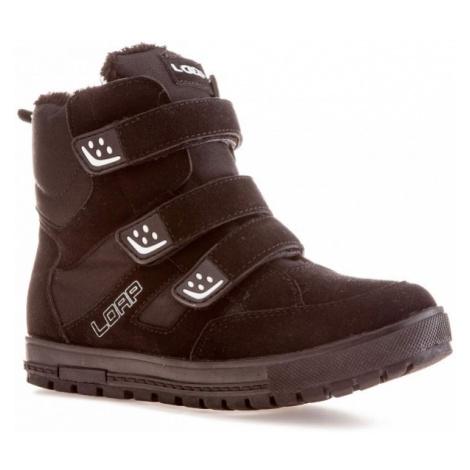 Loap VOICE černá - Dětské zimní boty