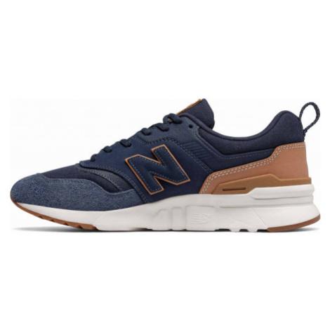 New Balance CM997HAO zelená - Pánská volnočasová obuv