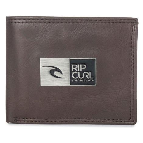 PENĚŽENKA RIP CURL STACKAWATU RFID 2 IN1 - hnědá
